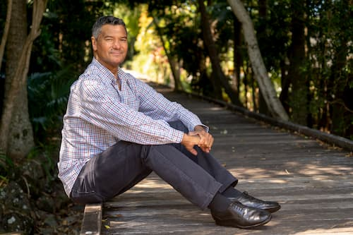 Brad Everton Psychologist Teaching Self Care Strategies