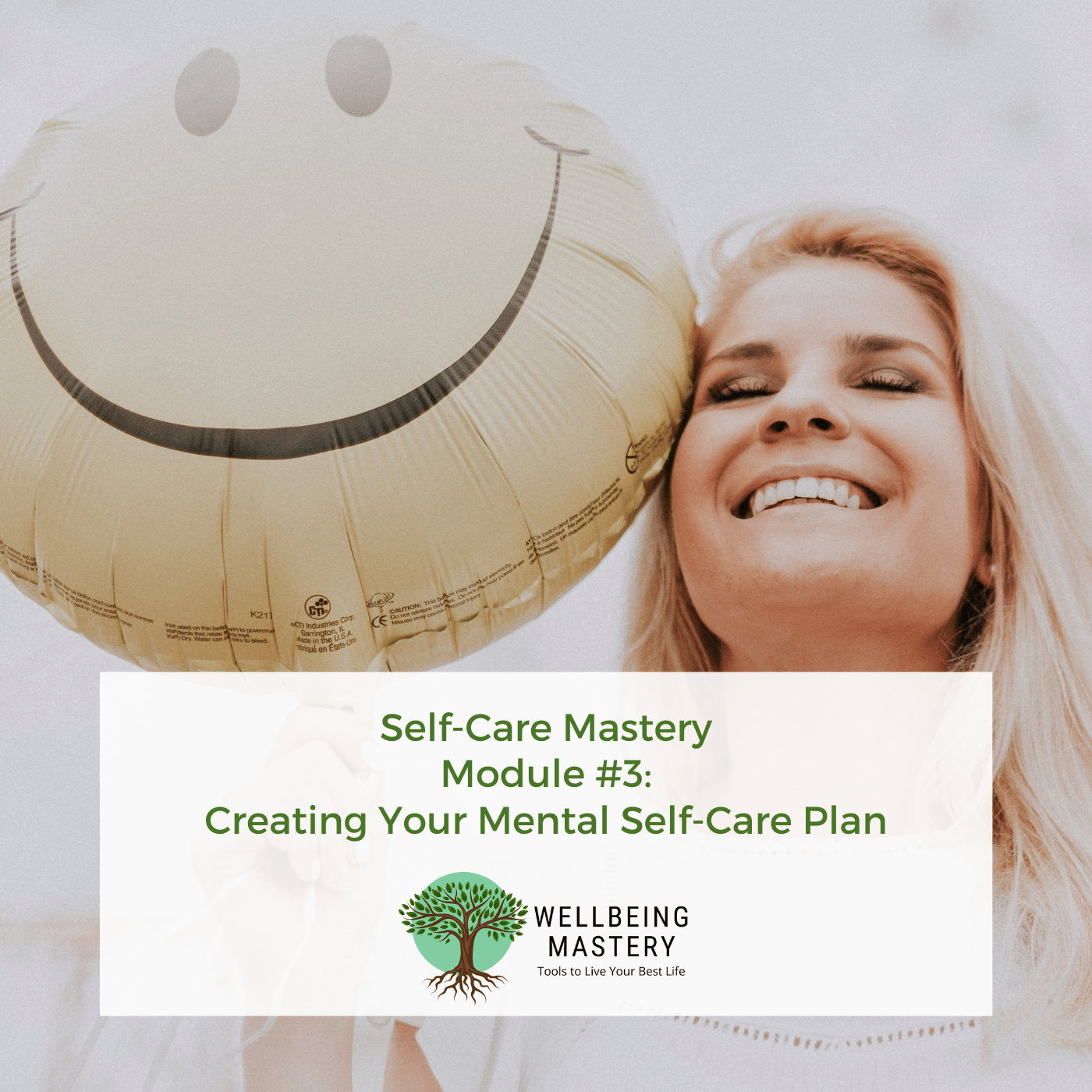 Mental self care tips so you can improve sleep, manage stress and anxiety