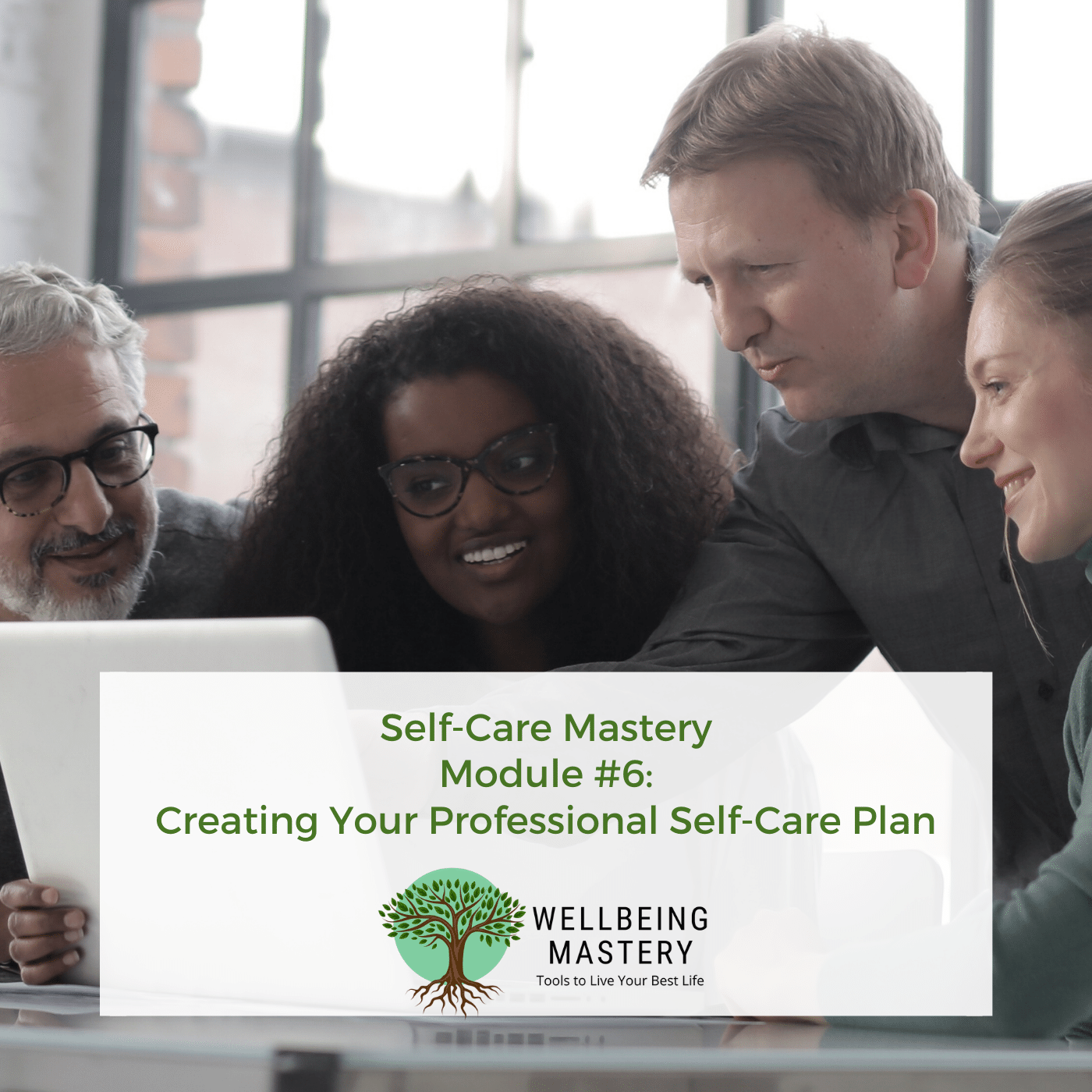 Professional Development CPD Workplace health and wellbeing self care course